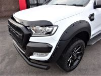 Ford Ranger Pick Up Double Cab Wildtrak 3.2 TDCi 200 Auto ROGUE EDITION +VAT Pick Up Diesel White