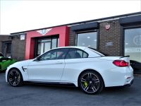 BMW M4 3.0 2dr DCT M4 GTS PACK LOW MILEAGE CARBON M PERFORMANCE PACKAGE FBMWSH Convertible Petrol White