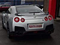 Nissan GT-R 3.8 GT-R PREMIUM EDITION S-A STAGE 1 WITH NISMO DETAILING PACK AND BLACK PACK 60 REG Coupe Petrol Silver