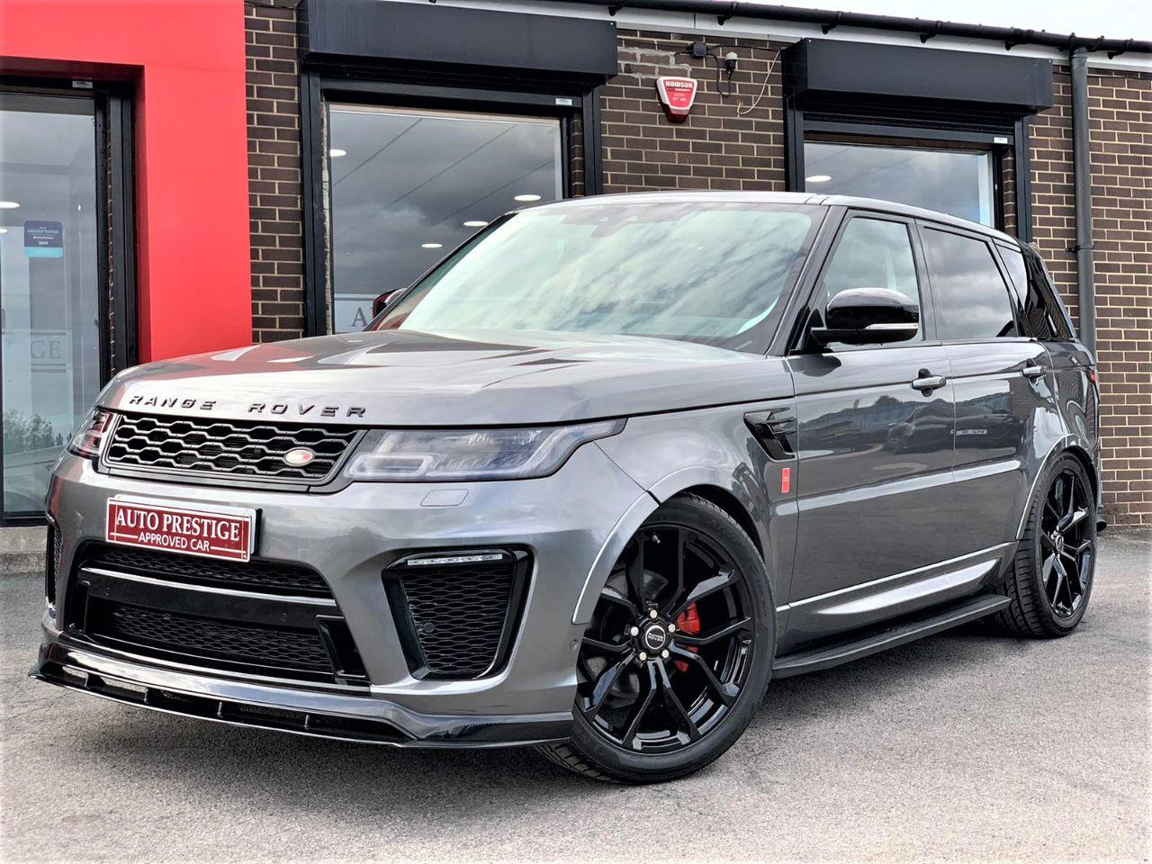 Land Rover Range Rover Sport 3.0 SDV6 HSE Dynamic 5dr Auto 7 SEATER PAN ROOF SVRR EDITION 2 OF 3 Estate Diesel Grey at Autoprestige Bradford
