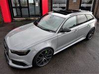 Audi RS6 4.0T FSI Performance 5dr Tip Auto NARDO GREY RARE 68 REG PAN ROOF BANG OLUFSEN FASH WARRANTY VATQ Estate Petrol Grey