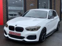 BMW 1 Series 3.0 M135i 5dr Step AUTO MHD STAGE 2 + HUGE SPEC 9K WORTH OF EXTRAS Hatchback Petrol White