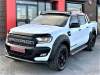 Ford Ranger Pick Up Double Cab Wildtrak 3.2 TDCi 200 Auto HUGE UPGRADES NO VAT BESPOKE Pick Up Diesel White