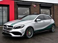 Mercedes-Benz AMG 2.0 A45 4Matic Petronas World Champion Edn 5dr 1 OF ONLY 30 LEWIS HAMILTON RACE EDITION Hatchback Petrol Polaris