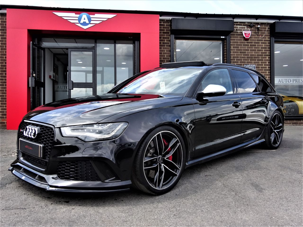Audi rs6 avant v10 for sale