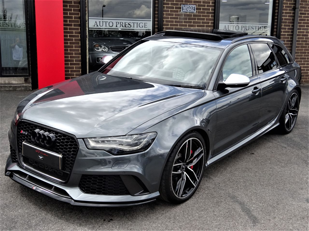 Audi Car Service Bradford