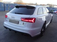 Audi RS6 4.0T FSI Quattro AVANT 65 REG AUDI EXCLUSIVE EDITION EVERY EXTRA Estate Petrol Suzuka Grey