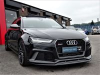 Audi RS6 4.0T FSI Quattro RS 6 Performance 5dr Tip Auto CRYSTAL BLACK BRAND NEW 120 MILES ONLY 67 REG 2018 Estate Petrol Black