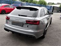 Audi RS6 4.0T FSI Quattro RS 6 5dr Tip Auto NARDO GREY MASSIVE SPEC 2016 MODEL 1 OWNER Estate Petrol Nardo Grey