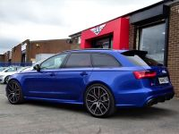 Audi RS6 4.0T FSI Quattro RS 6 Performance 5dr Tip Auto MASSIVE SPEC MANY EXTRAS 1 OWNER Estate Petrol Blue