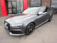 Audi RS6 4.0 Performance Avant Tiptronic Quattro 5dr Estate Petrol Grey