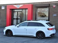 Audi RS4 Avant 2.9 QUATTRO MASSIVE SPEC PEARL WHITE PAN ROOF VATQ Four Wheel Drive Petrol Pearl White