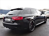 Audi RS4 4.2 FSI Quattro 5dr S Tronic MASSIVE SPECIFICATION BLACK PACK 63 REG Estate Petrol Black
