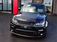 Land Rover Range Rover Sport 5.0 V8 S/C Autobiography Dynamic 5dr ADAIR WIDEBODY GT-S THE BAT OUT OF HELL 520 BHP SUPERCHARGER Estate Petrol Black
