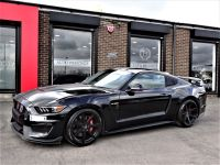 Ford Mustang 5.0 V8 GT 2dr Auto WIDEBODY FULL GT-RS 350 PACK BY ROGUE CUSTOMS LOOKS OVER 70K WORTH UK CAR 66 REG Coupe Petrol Black