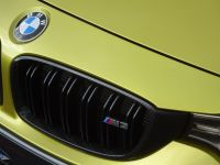BMW M3 3.0 S-A WITH CARBON PACK RARE AUSTIN YELLOW LOW MILEAGE FBMWSH JUST SERVICED Saloon Petrol Yellow