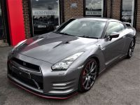 Nissan GT-R 3.8 [530] 2dr Auto 580 LITCHFIELD STORM GREY WITH LIMITED EDITION INTERIOR FACELIFT Coupe Petrol Grey