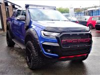 Ford Ranger Pick Up Double Cab Limited 2 3.2 TDCi 200 Auto BY ROGUE CUSTOMS WIDE ARCH Pick Up Diesel Blue