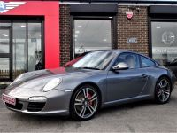 Porsche 911 3.8 S 2dr PDK WITH EXTRAS 60 REG METALLIC GREY Coupe Petrol Grey