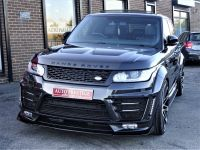 Land Rover Range Rover Sport 3.0 SDV6 HSE Dynamic 5dr Auto SVRR WIDE EDITION RARE COLOUR AND EXTRAS Estate Diesel Grey