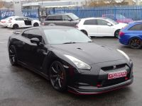 Nissan GT-R 3.8 Black Edition 2dr Auto THOUSANDS SPENT MASSIVE HISTORY FILE XX GTR PLATE INCLUDED Coupe Petrol Black